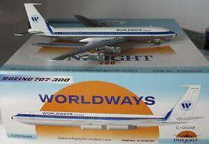 INFLIGHT-200-IF7070918P-BOEING-707-338C-WORLDWAYS-CANADA-C-GGAB-STAND-1-200
