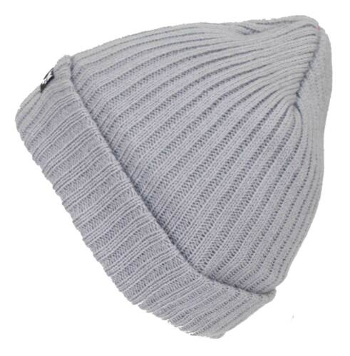 Mens Thin Isulated Knitted Woolly Chunky Thermal Beanie Outdoor Winter Hat