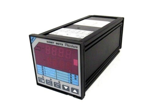 NEW WEST INSTRUMENTS 2073 TEMPERATURE CONTROL