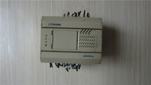 1PCS Used Taian PLC programmable controller TP03-20MR-A