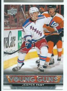 13-14-Young-Guns-Rookie-Jesper-Fast-206-Free-Combined-Shipping