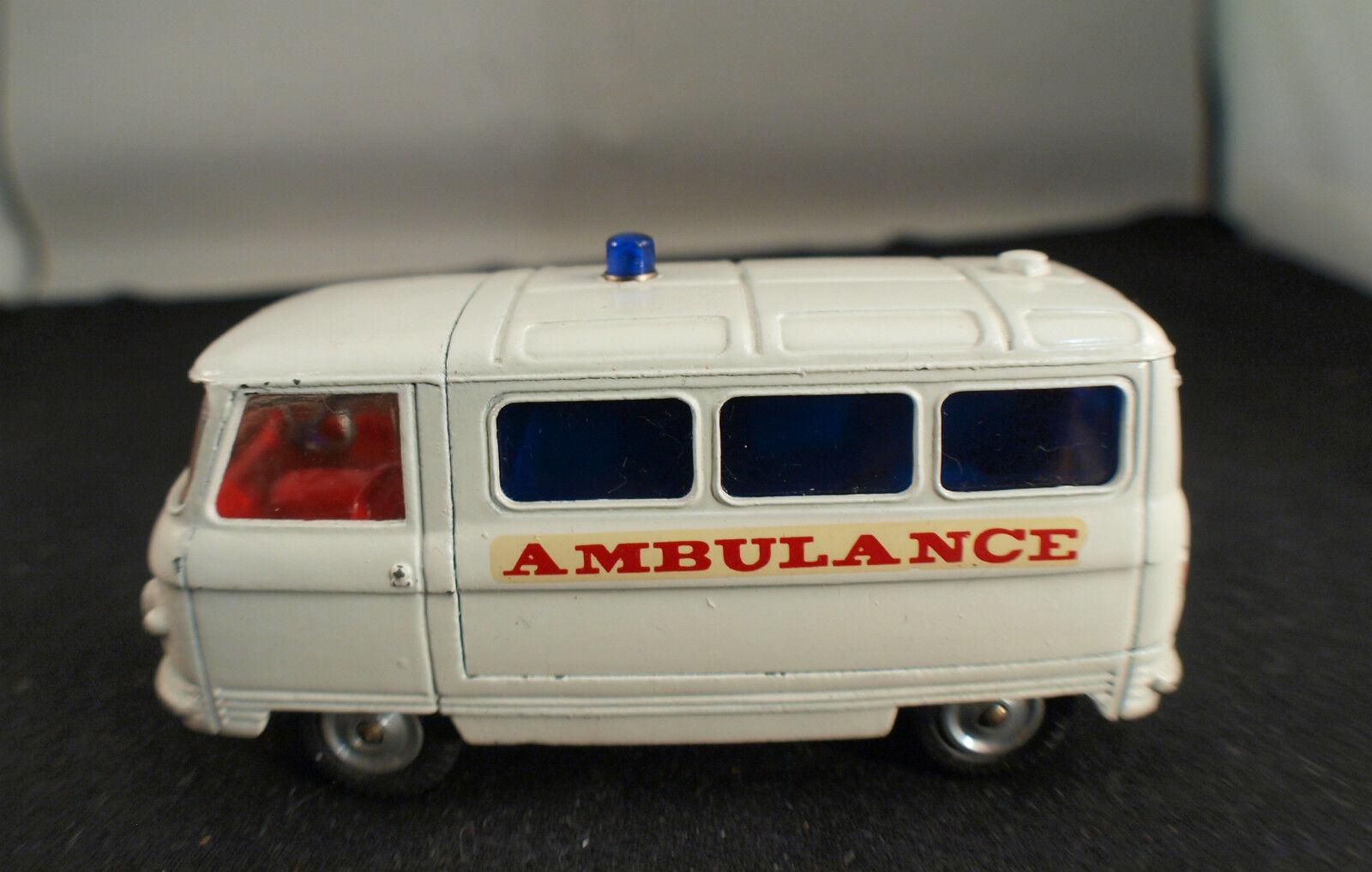Corgi 463 Commer 3 4 Ton Chasis Ambulancia Antiguo