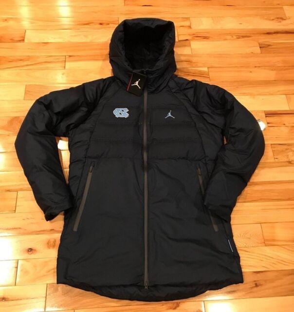 8577cc1c5111c9 Men s Nike Jordan UNC North Carolina Tar HEELS Coat Jacket XL for ...