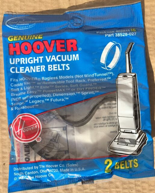 OEM# 38528-035 2-Pack Vacuum Belts Replaces Hoover Style 170