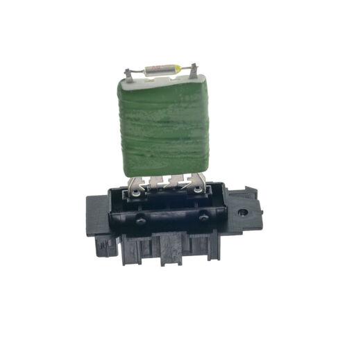 HVAC Motor Del Ventilador Resistor para Alfa Romeo MiTo Fiat Grande Punto Vauxhall Corsa