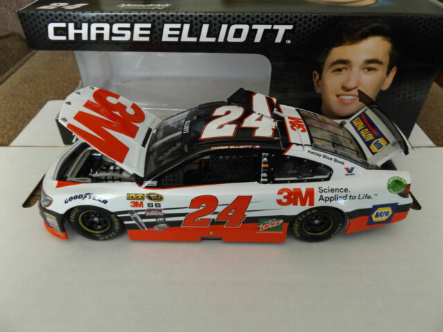 ROOKIE 2016 CHASE ELLIOTT # 24 3M PRODUCTS 1//24 CAR