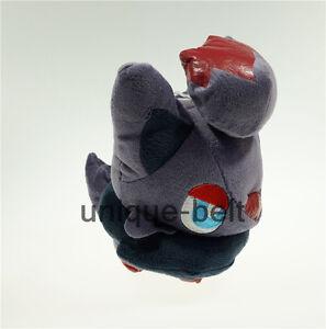 new pokemon cute zorua figure toy soft stuffed animal plush doll