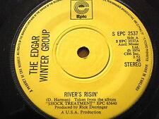 """EDGAR WINTER GROUP - RIVER'S RISIN'  7"""" VINYL"""