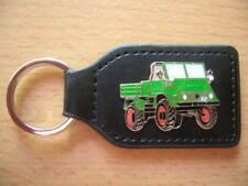 International IHC Schlüsselanhänger auf Leder Maße Emblem 29mm
