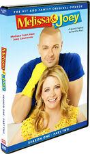 Melissa & Joey .. Season 1 - Part 2 .. Joan Hart .. Lawrence .. 2 DVD Set .. NEU