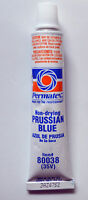 Permatex Prussian Blue Non-drying 3/4oz. 80038 (35v) Made In Usa
