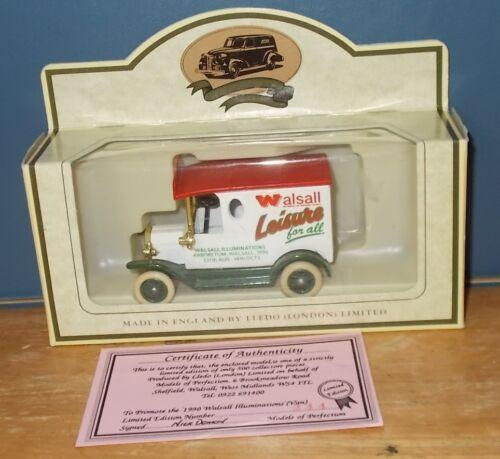 Lledo Days Gone DG6 LP6 #s 201-300 Model T Ford Van Discount Postage on Multiple