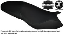 DESIGN 2 BLACK STITCH CUSTOM FITS TRIUMPH STREET TRIPLE 675 13-16 SEAT COVER