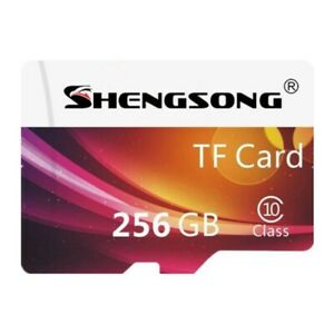512GB Plus TF-Card Flash-Memory 1-10Mb//s XC-I U3 TF-Cards For Phone Cameras