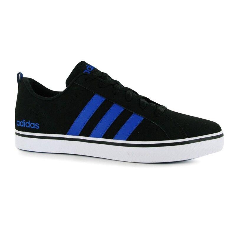 Adidas Mens Pace Nubuck Trainers, Adidas Mens - Court Shoes - Black - Mens Size 6-12 475951