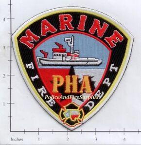 Houston 4th Man TX Fire Dept Patch v1 Captain J P Jahnke Texas