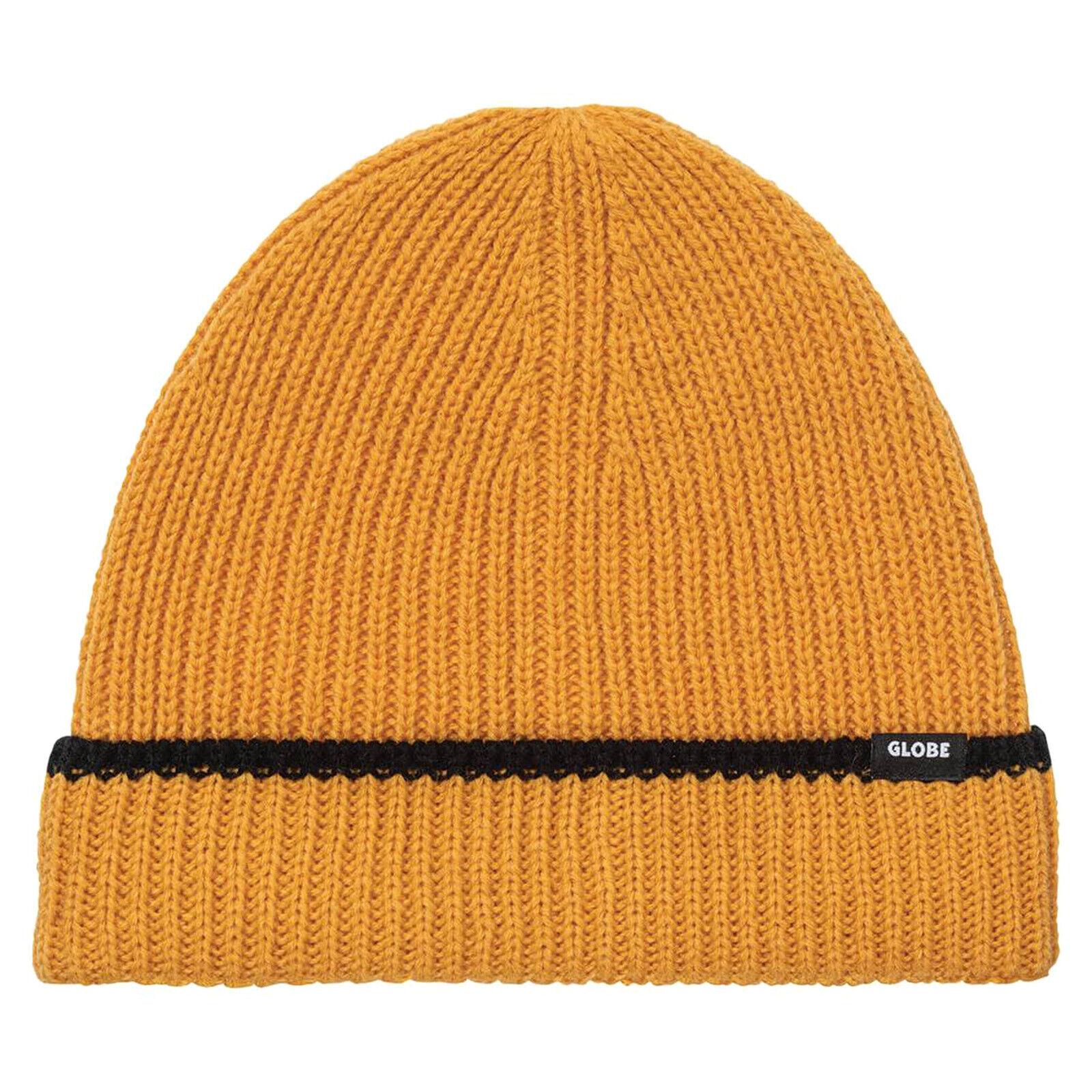 GLOBE Liner Beanie Hat - Gold - Kappe A Beanie Gelb