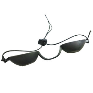 Flexible-Uv-Eye-Protection-Indoor-amp-Outdoor-Sunbed-Tanning-Goggles-Beach-Sun-3V9
