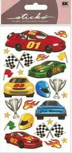 racing Race Car Rama Sticko stickers