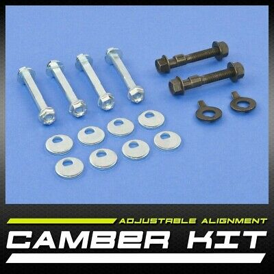 New Set 4 Corner Kit ¦ Front Camber ±1.75 and Rear Camber /& Toe ±3.0