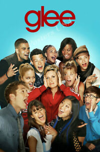 Posters Usa Glee Tv Show Series Poster Glossy Finish Tvs214 Ebay