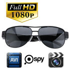 1080P Full HD Spy Hidden Eyewear Glasses Sport Camera DVR Video Recorder DV Cam