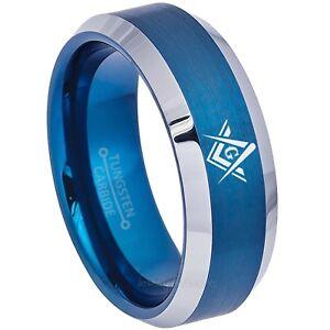 Freemason Wedding Ring