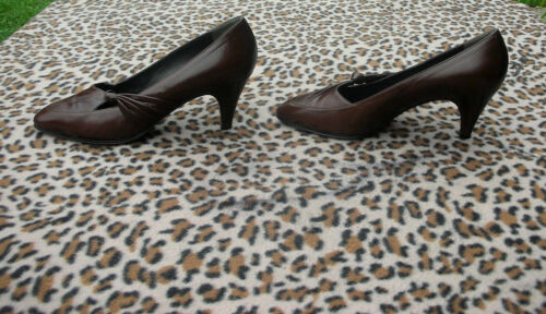 Size 38 5 Uk Eu Luciano Italian Vintage Michielon Handmade Shoes w0Y6z
