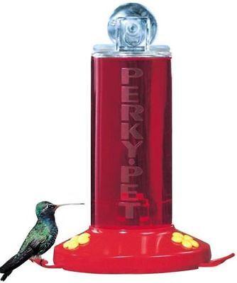 NEW WOODSTREAM 217 PERKY PET 8OZ WINDOW MOUNT HUMMINGBIRD BIRD FEEDER 7160344