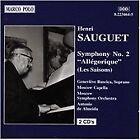 Henri Sauguet - Sauguet: Symphony No02 (1997)