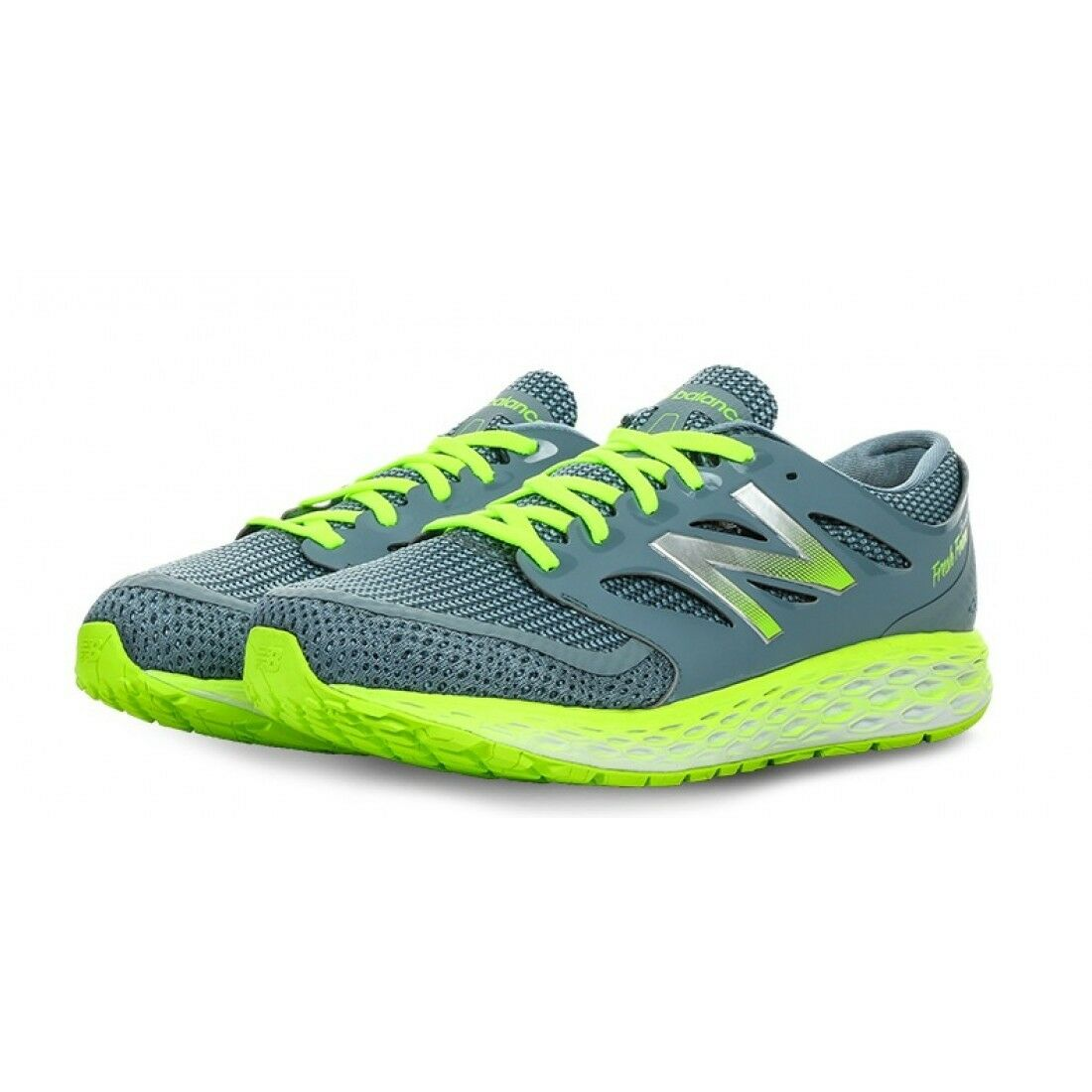 New Balance Fresh Foam Boracay 2  MBORAGG2 Running Shoe Grey Green Uomo size 7