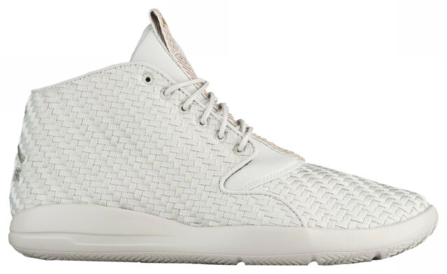 048131c9a46074 Nike Mens Size 11 Air Jordan Eclipse Chukka Shoes Light Bone golden ...