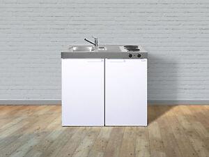 Miniküche 1 M Mit Kühlschrank : Miniküche singleküche kleinküche mk mit liebherr kühlschrank