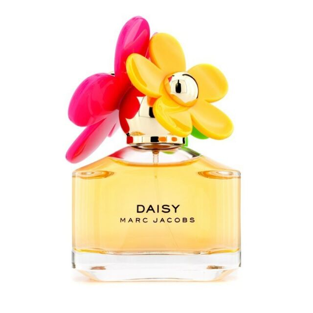 Marc Jacobs Daisy Sunshine Eau De Toilette Spray (Limited Edition) 50ml Womens