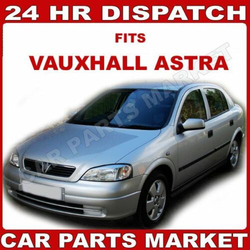 Placa Derecha Lado Conductor Flat Wing Espejo Vidrio Para Vauxhall Astra G 1998-2004