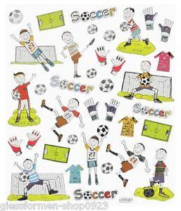 Design Sticker *Fussball II* 3452419 NEU Hobby