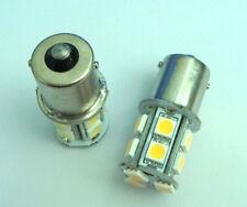 1pcs 1156 1141 BA15S Car Light SMD bulb DC 12V 13-5050 LED Warm White D