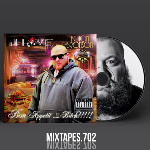 Blue Chips 2 Mixtape by Action Bronson  |Action Bronson Album Cover