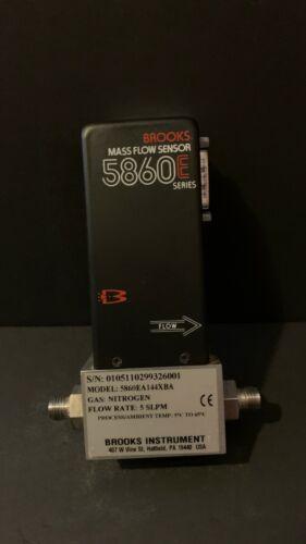 Brooks Mass Flow Controller Sensor Pressure 5850E 5850i 5860E 5866 SLA5850S