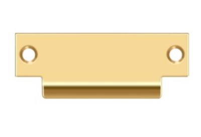 Strike Plate-Ansi SPAN478 in 3 finishes  by FPL Door Locks and Hardware INC.