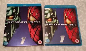 Spiderman-Blu-Ray-1-disco-edicion-uk-con-castellano-y-Slipcover
