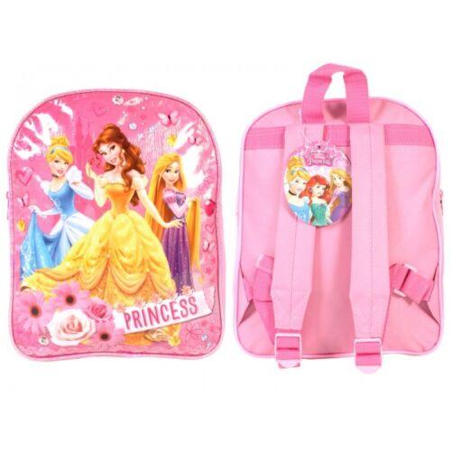Official Disney Filles Fleurs {DPRIN 001215} Rose Voyage Sac À Dos École Cadeau