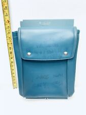 Vintage Tektronix Oscilloscope Storage Bag Withbackplate Used