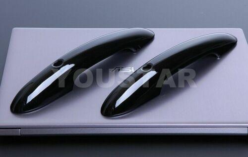 DELUXE X2 GLOSS BLACK Door Handle Covers for MINI JCW Cooper S F56 F57 COMFORT