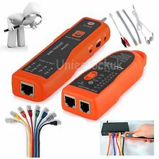 Phone Telephone Network Cable Wire Line LAN Cable RJ Tracker Toner Tracer Tester