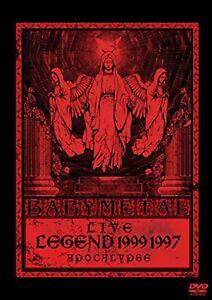 Babymetal-Live-Legend-1999-amp-1997-Apocalypse-2DVDs-Japan-DVD-TFBQ-18153