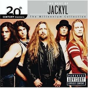 Jackyl-20th-Century-Masters-Millennium-Collection-New-CD-Explicit