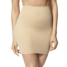 cb3f6f8cc2 Assets by SPANX Shaper Super Firm Shaping Lined Half Skirt Slip Black or  Nude