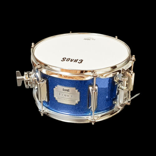 CHAOS FORCE 10/'/' SNARE DRUM WORLDWIDE SHIPPING POPCORN SNARE FIRECRACKER