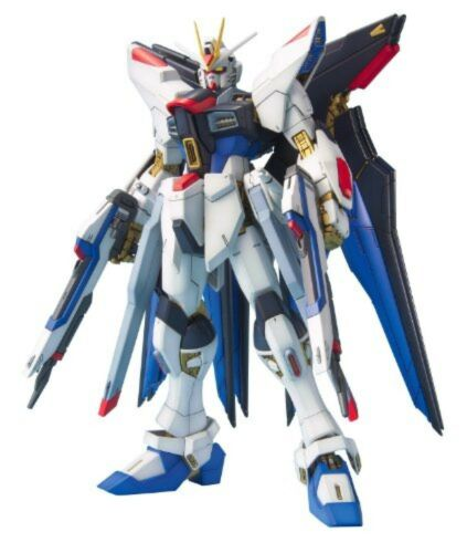 MG 1/100 ZGMF-X20A Strike Freedom Gundam (Mobile Suit Gundam SEED DESTINY)